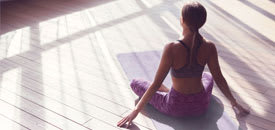 Yoga Retreat im AQUA DOME