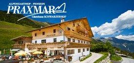 Alpengasthof PRAXMAR: Familie + Hund