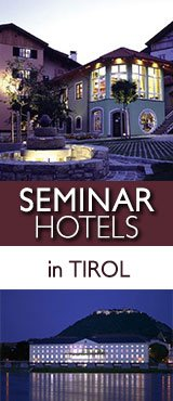 Top-Seminarhotels in TIROL